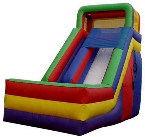 Back Yard Slide