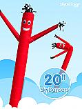 Red Skydancer