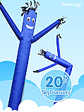 Blue Skydancer
